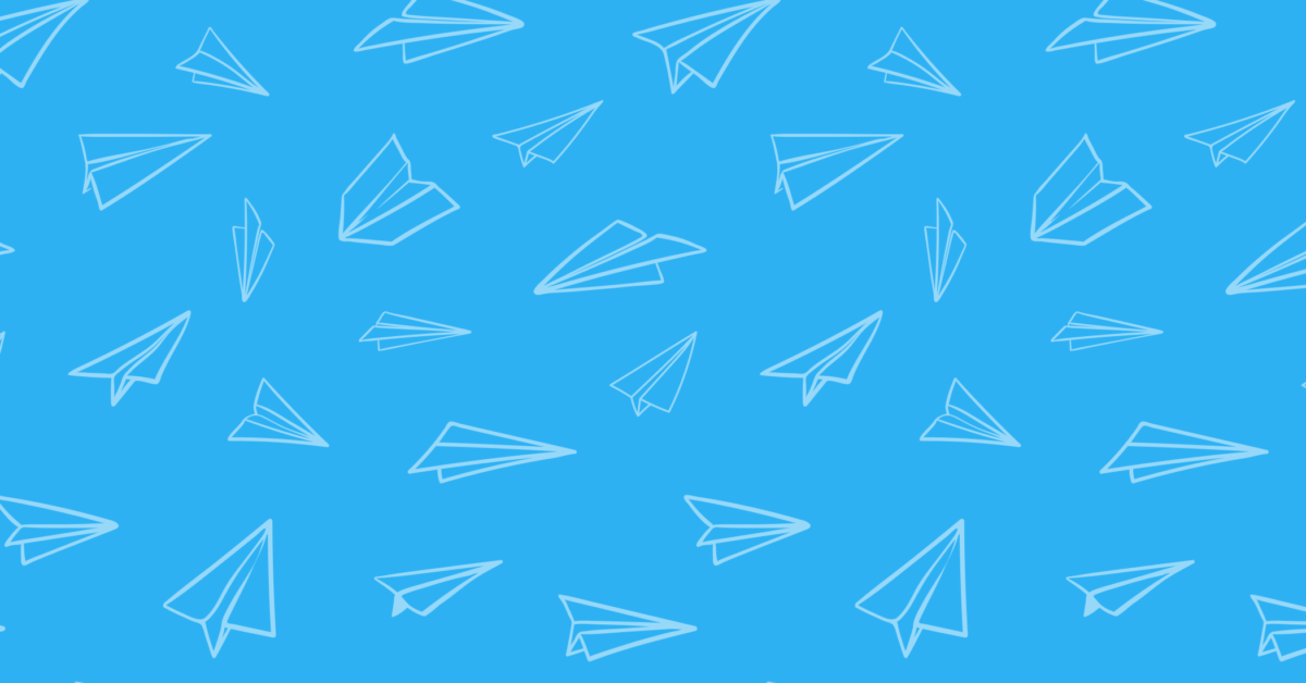 Young-Innovators-Background-Paper-Airplanes-Childcare